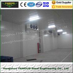 China Paseo estándar en el equipo de la cámara fría para el almacenamiento refrigerado uva proveedor