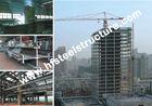 China Edificios de acero comerciales del estilo del arco, edificios de marco porta ligeros de acero en frío fábrica