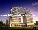 China Plasma y corte de Oxyfuel, prueba de fuego y edificios de acero comerciales de la prueba del moho fábrica