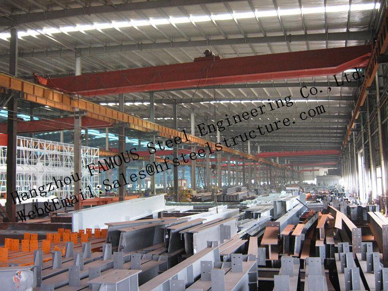 Edificios de acero industriales prefabricados, edificios ...