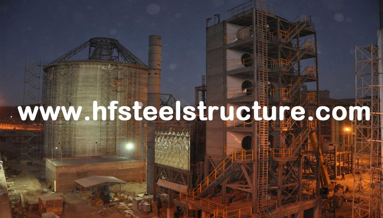Los apartamentos fabricaron los edificios de marco de acero multi ...